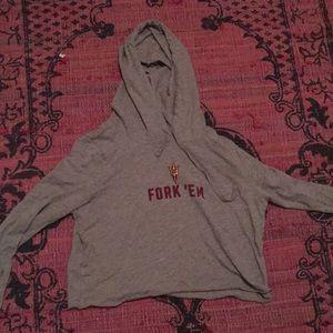 VS Pink ASU hoodie